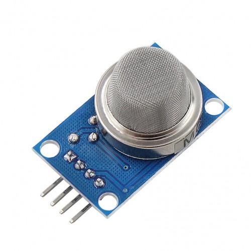 ماژول سنسور تشخیص دود و گاز MQ-2 ( هیدروژن ، الکل ، متان ، بوتان ، LPG و ... )
