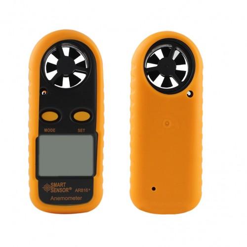 دستگاه سنجش شدت وزش باد AR816