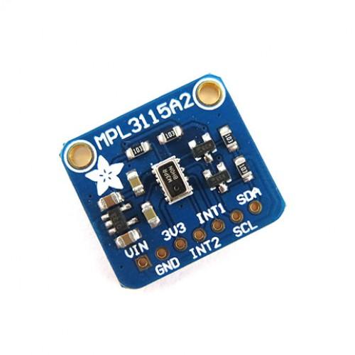 ماژول سنسور فشار و ارتفاع MPL3115A2