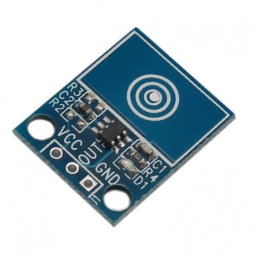 بسته 3 تایی ماژول سنسور خازنی لمسی  TTP223