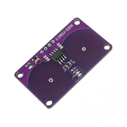 ماژول سنسور خازنی تاچ  دوبل محصول CJMCU